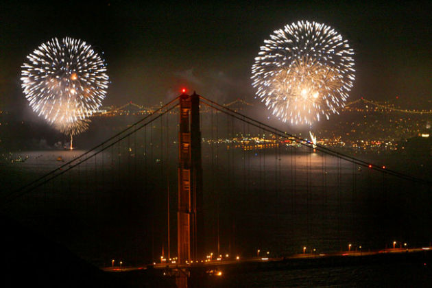Fireworks-over-Golden-Gate